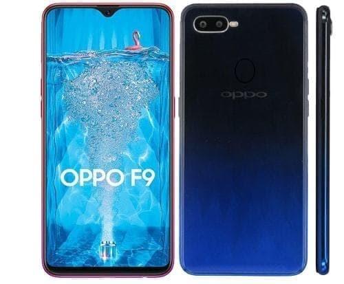 harga Oppo f9 ram 4/64gb garansi resmi Tokopedia.com