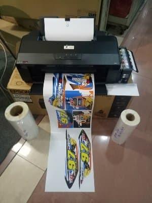 ... Jual Terlaris Sun Kertas Sticker Vinyl Inkjet A3 Putih Skusi01 Harga
