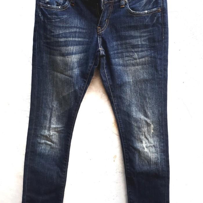 9cd8a7f1 Jual Jeans Uniqlo Slim Fit Straight - Kota Padang - 49SecondStore ...