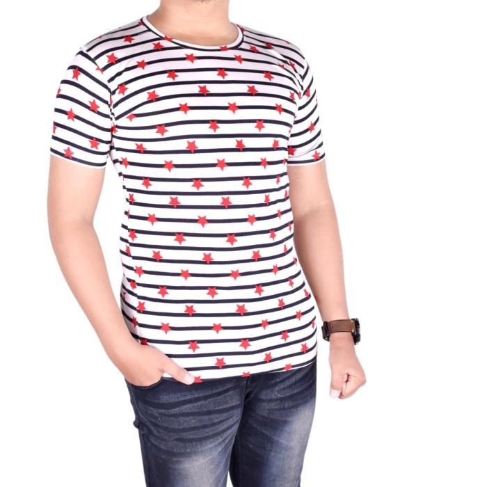 harga Baju baseball pria / baju kaos polos / baju kaos lengan pendek Tokopedia.com