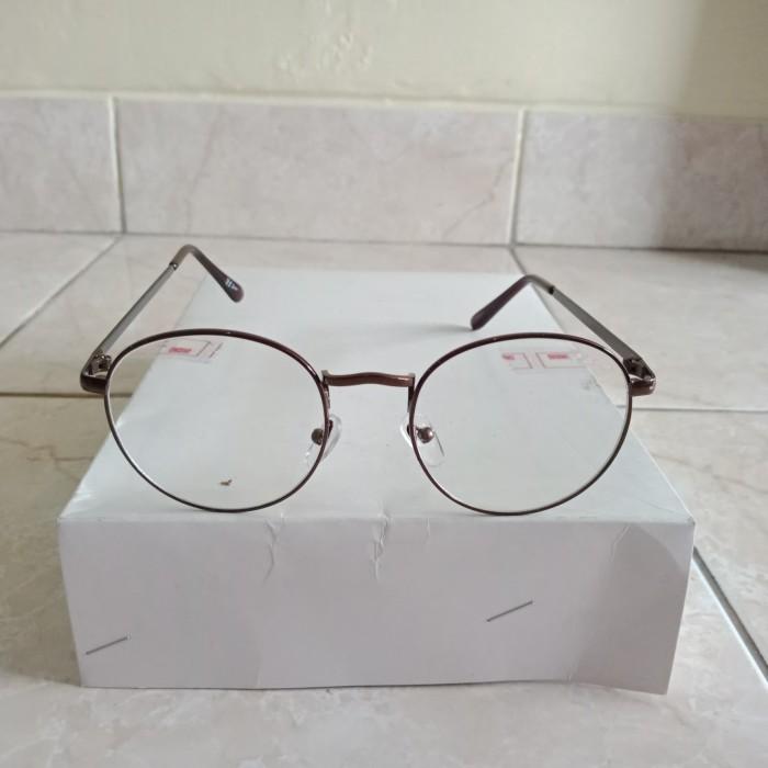 Promo Kacamata Minus 150 Kacamata Baca Persegi Hitam Trendy Dan Gaya ... b6f85bd074