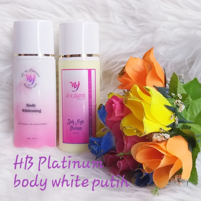 harga Paket hb platinum dr. widya / dr. widyarini skincare Tokopedia.com