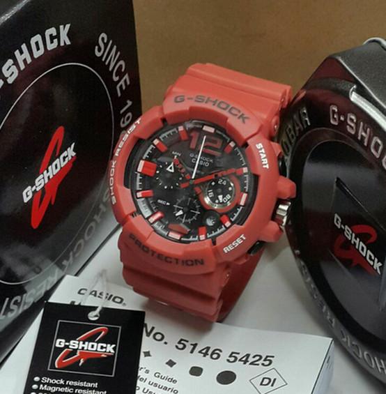 Jam tangan Casio G-Shock GAC-110 Red
