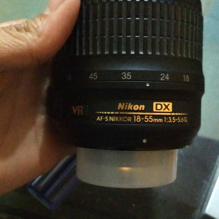 Jual LENSA KIT NIKON VR 18-55 mm tidak ada jamur suci - Lucyshop ... 054393c7bd