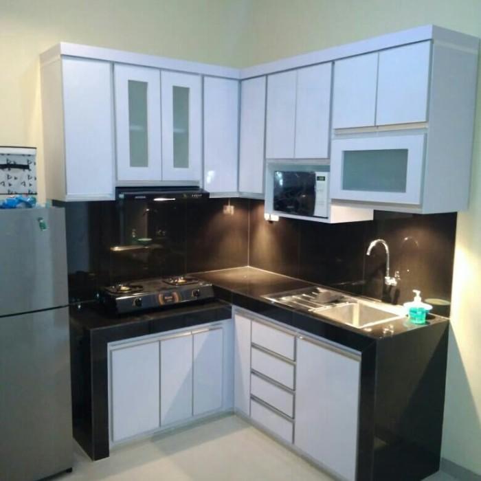 Foto Produk Kitchen set HPL dari RIZQI FURNITURE
