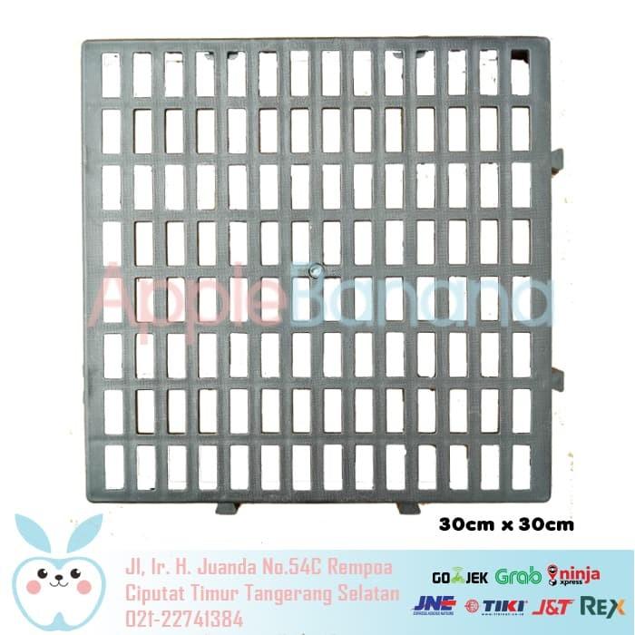 harga Alas kandang/footrest black 30x30 cm Tokopedia.com