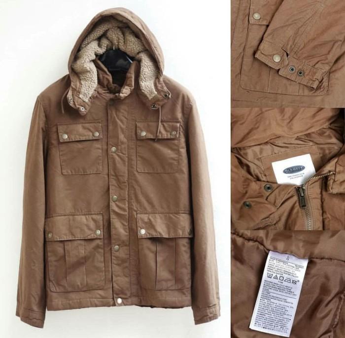 Old navy jacket hoodie jaket musim dingin gunung motor [original]