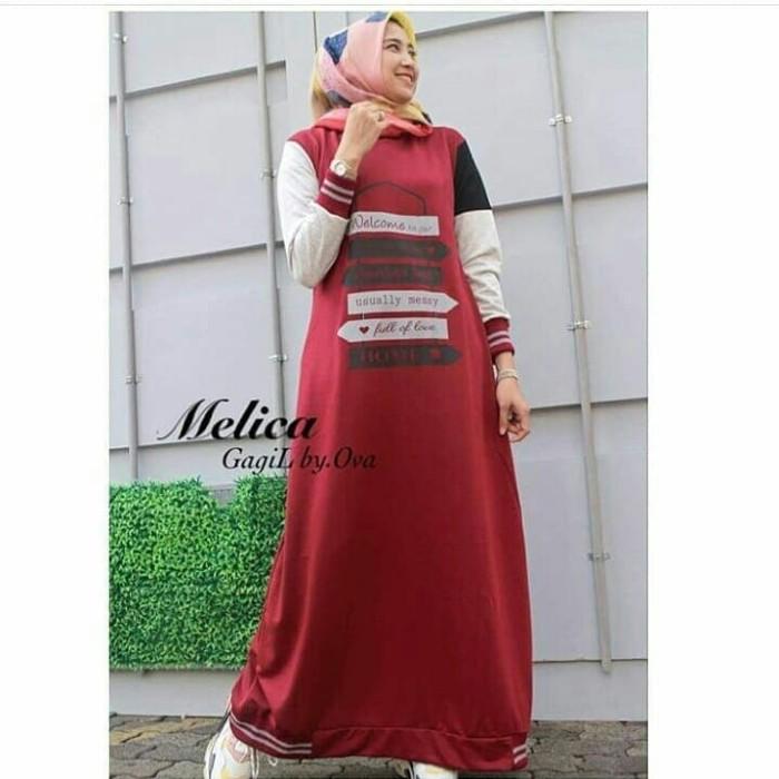 harga Baju muslim tunik dress gamis fashion muslim wanita busana muslim Tokopedia.com