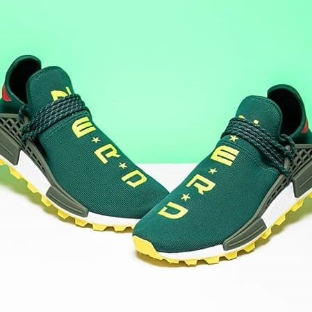 separation shoes fa5eb 655a8 Jual Pharrell Williams x NERD x Adidas NMD Human Race Trail