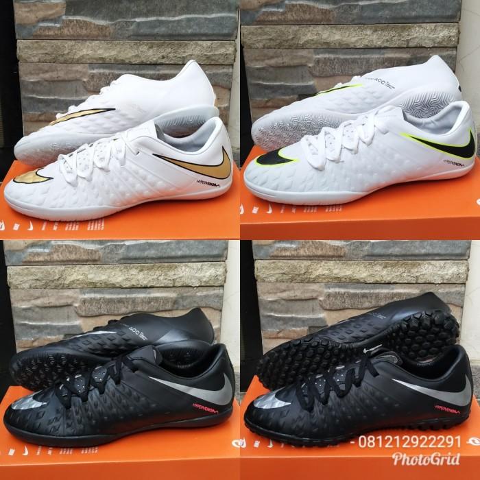 Jual sepatu futsal nike hyper venom flyknit terbaru grade ori murah ... cbe43d9c37