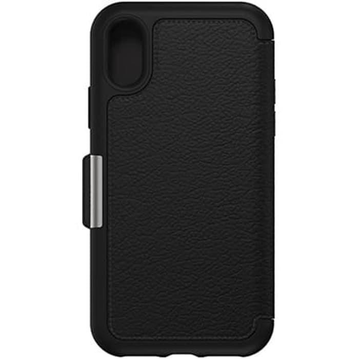 harga Otterbox iphone x/xs 5.8  case strada - shadow ( black/pewter) Tokopedia.com