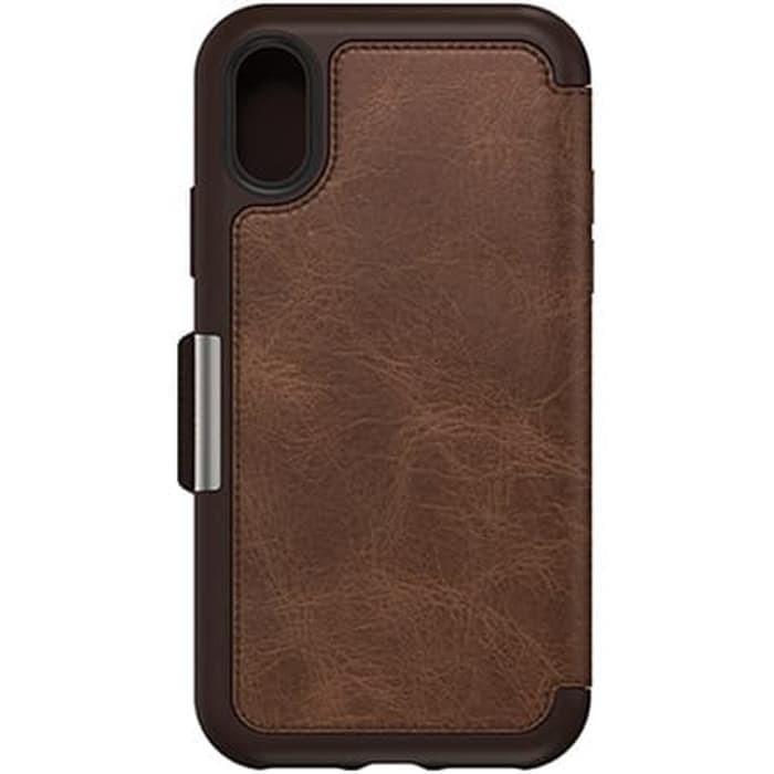 harga Otterbox iphone x/xs 5.8  case strada - espresso ( brovon/brown) Tokopedia.com