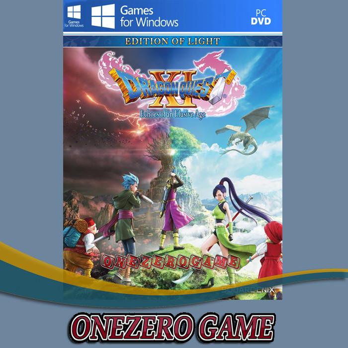 Jual Dragon Quest Xi Echoes Of An Elusive Age Kota Bekasi