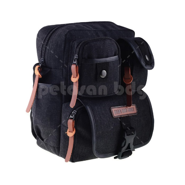 Gear Bag Slingbag Elite Guard Army - Black