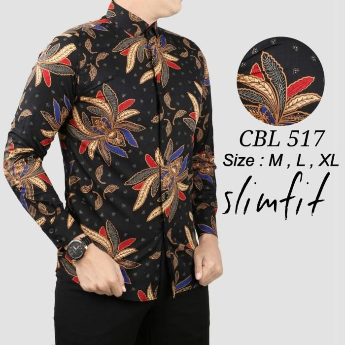 Jual Kemeja Batik Pria Model Slimfit Batik Modern Biru Xl Jakarta Barat Be Young Batik Tokopedia