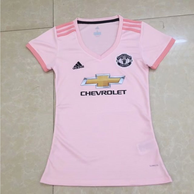 finest selection a863a 29786 Jual Jersey Ladies Manchester United Away Pink 2018-2019 Kaos Cewek - DKI  Jakarta - Online Match Jersey | Tokopedia