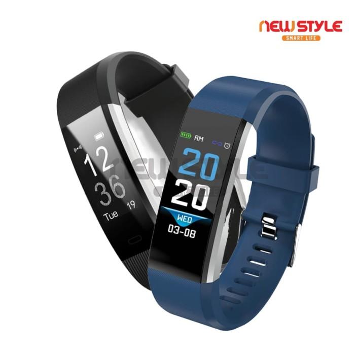 Smartwatch M8 New Style Jam Tangan Gelang Bluetooh Olahraga Tahan Air