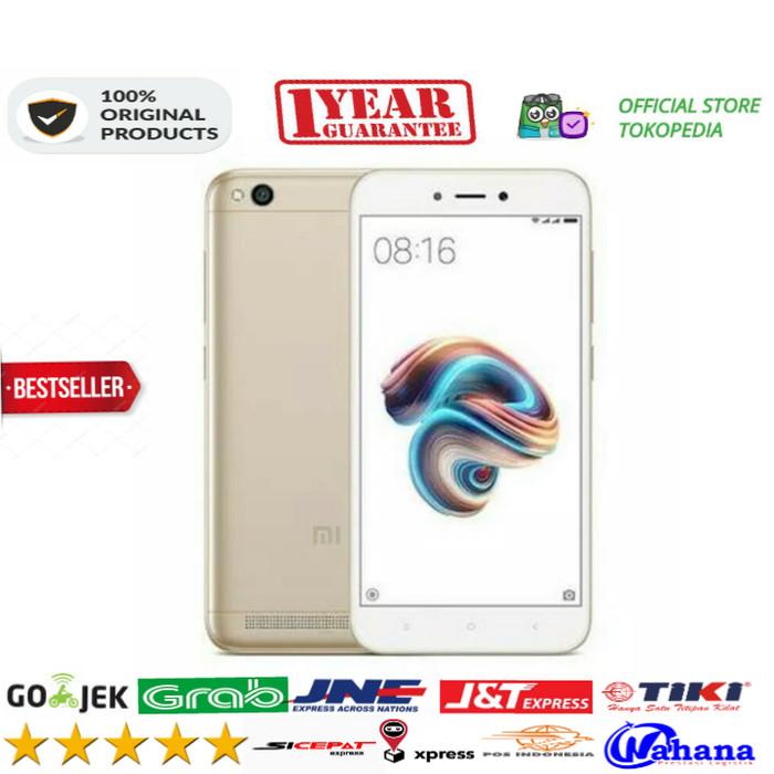 harga Xiaomi redmi 5a 2/16 gold global new resmi !!! Tokopedia.com