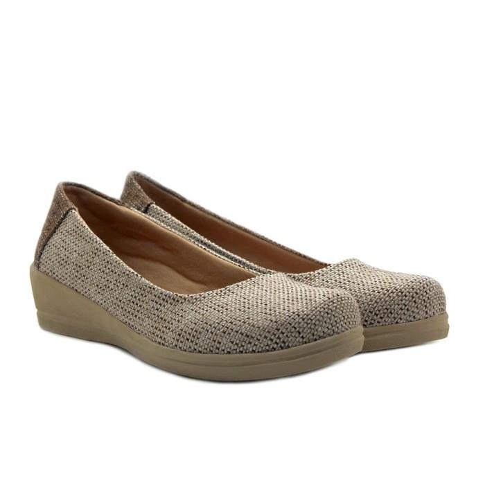 harga Mascotte c32 001 | sepatu wedges wanita - beige - beige 39 Tokopedia.com