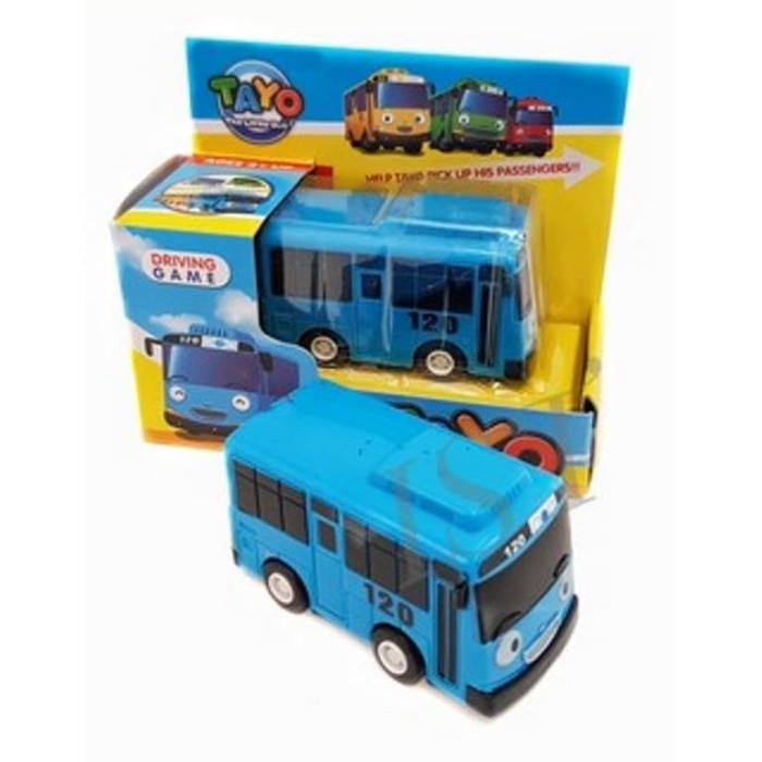 Amia Shop Mainan anak Mobil Tayo 1 pcs BIRU