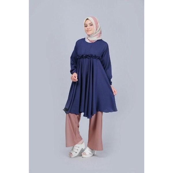 trendshopee Pakaian Muslim Wanita Gamis Syari Salma. Source · BAJU MUSLIM  MURAH Zaskia Mecca - 0b614074a5