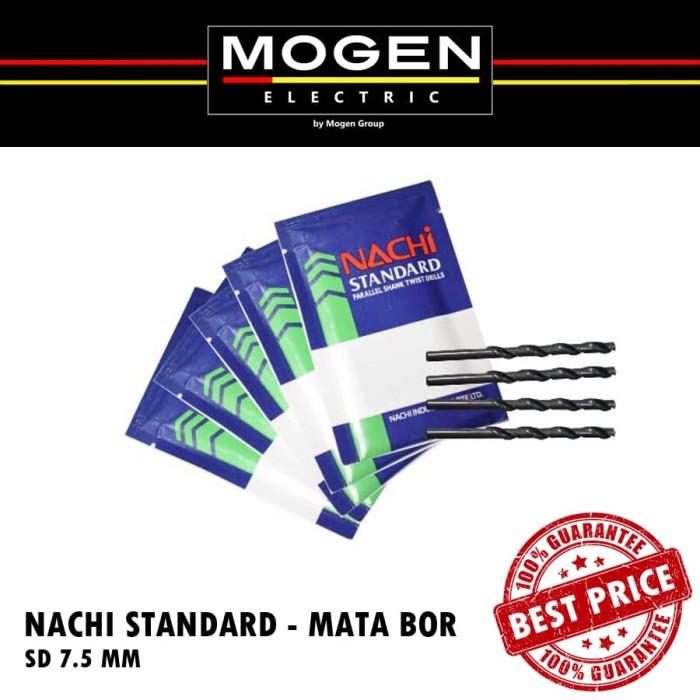 harga Mata bor besi nachi 7.5 mm asli / matabor 7.5mm original Tokopedia.com