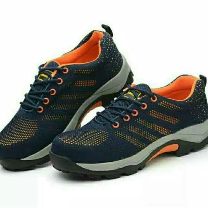 sport gu bang dun/safety shoes - Navy