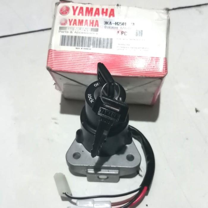 harga Kunci kontak yamaha rx king new scorpio original yamaha Tokopedia.com