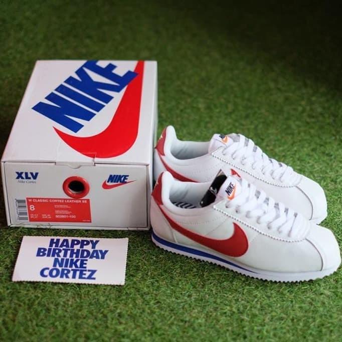 info for 8a0af 99ce2 Jual ORIGINAL BNIB Sepatu Nike Classic Cortez SE XLV Forrest Gump Sneakers  - Kota Bekasi - DWR Footwear | Tokopedia