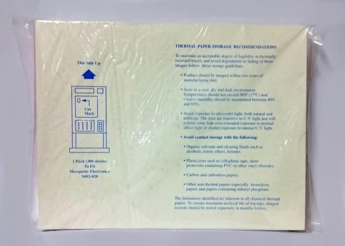 Foto Produk Paper Marquette 9402-020 dari Healthlink