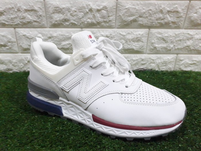 hot sale online 021c9 b008e Jual new balance 547 sport decon white - premium high quality - Putih, 41 -  Kab. Cianjur - fyflabels | Tokopedia
