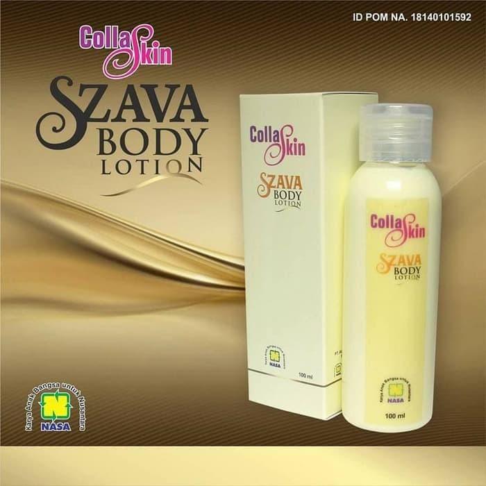 Collagen Handbody Lotion Nasa Original, Lotion Pemutih Kulit100% Aman