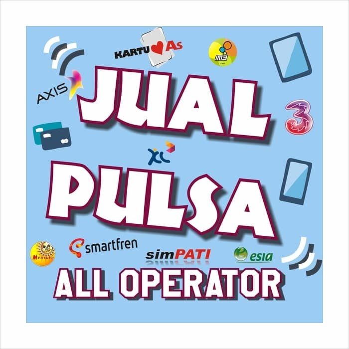 Pulsa Telkomsel 25