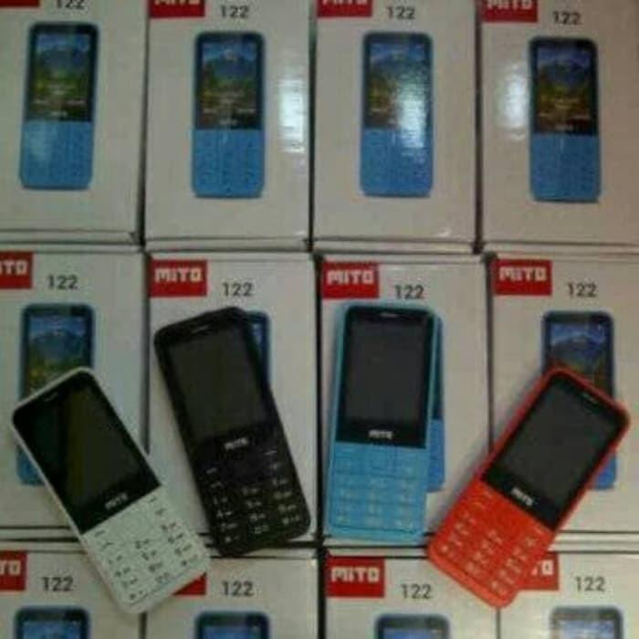 harga Mito 122 dual sim radio fm candy bar original mirip nokia Tokopedia.com