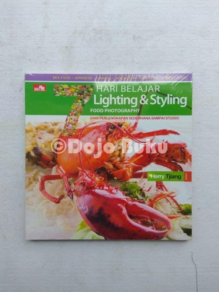 harga 7 hari belajar lighting dan styling food photography by herry susanto Tokopedia.com