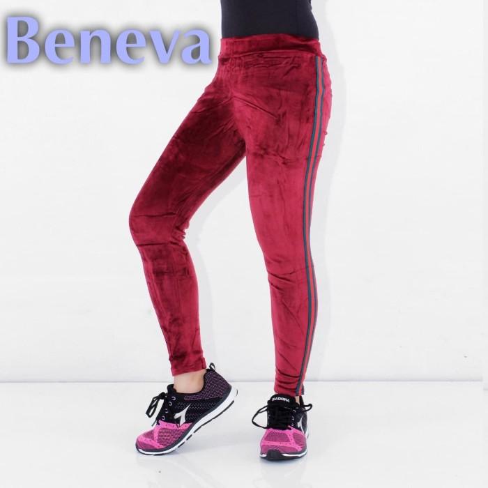 Jual Celana Legging Wanita Celana Senam Wanita Legging Beludru Merah Jakarta Barat Importirproduk2terbaru Tokopedia