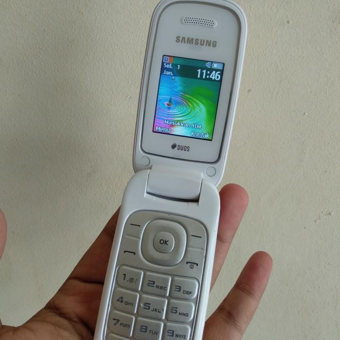 Jual Samsung E1272 Samsung Lipat 2 Sim Lets Shopping Online