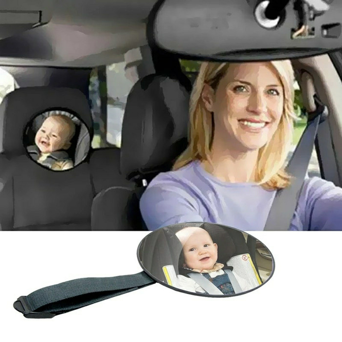harga Kaca spion cermin jok belakang safety riding for baby / bayi monitor Tokopedia.com