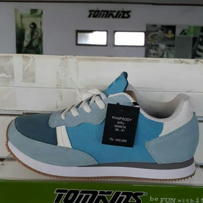 Jual Sepatu Tomkins Wanita ORIGINAL Model RHAPSODY Harga PROMO ... 4768087abd