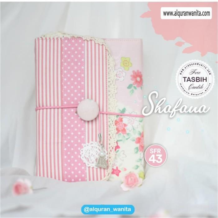 Jual Quran Rainbow Madina Shafana Pink Bunga Terjemahan Warna Cover Terbaru Kab Kuningan Al Quran Rainbow Nadira Tokopedia
