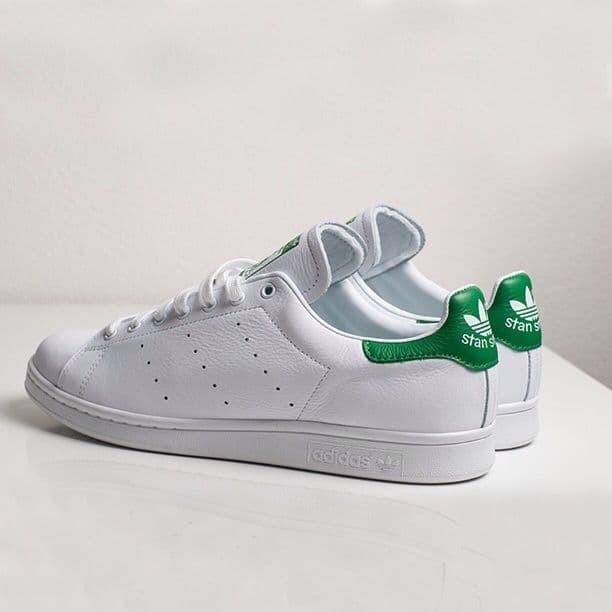 san francisco 30457 e3643 Jual adidas stan smith OG white green - Kota Bekasi - ruby_co | Tokopedia