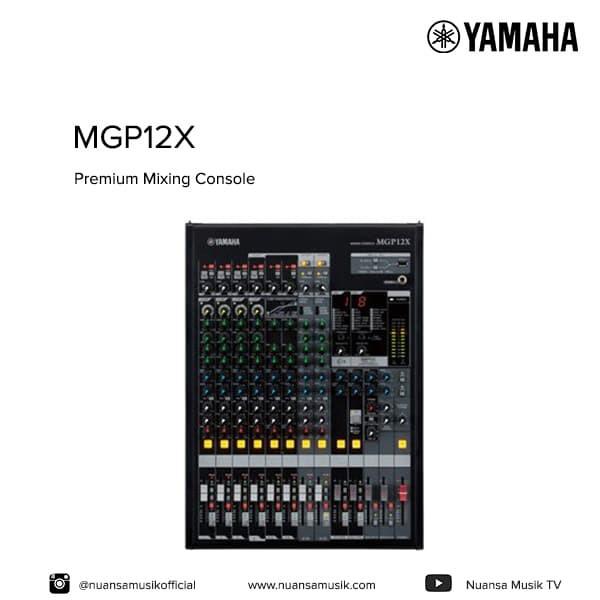 harga Yamaha mgp12x analog mixer Tokopedia.com