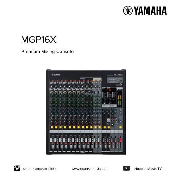 harga Yamaha mgp16x analog mixer Tokopedia.com