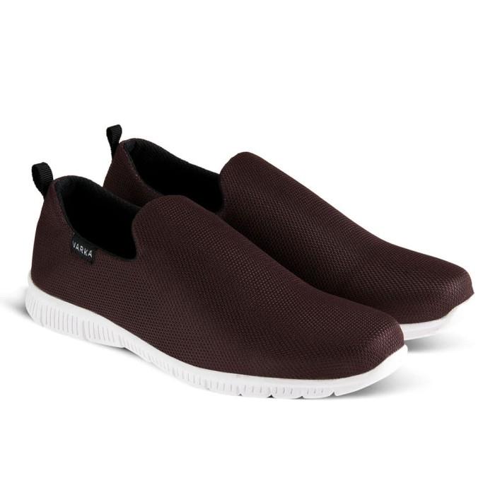 Sepatu Sneakers Pria Varka V 029 Sepatu Kets Kasual Sepatu Santai - Blanja.com