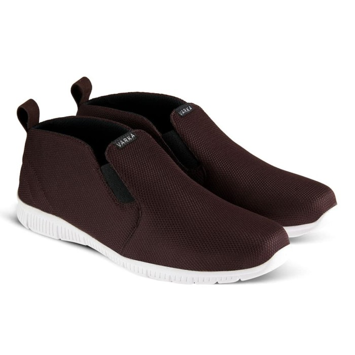 Sepatu Sneakers Pria Varka 026 Sepatu Kets Kasual Pria Sepatu Santai - Blanja.com