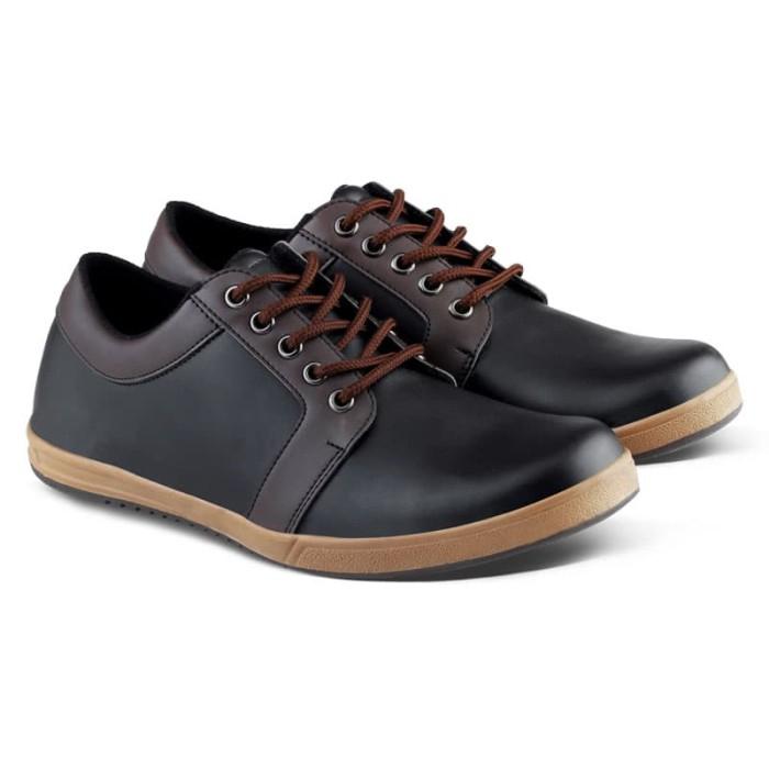 Sepatu Sneakers Pria Varka V 060 Sepatu Kets Kasual Sekolah Kerja - Blanja.com
