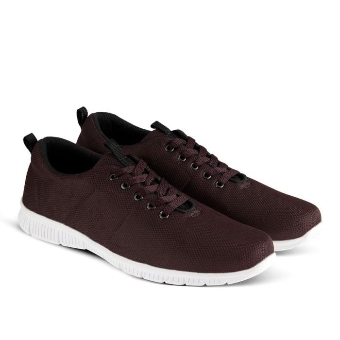 Sepatu Sneakers Pria Varka V 025 Sepatu Kets Dan Kasual Sepatu Santai - Blanja.com