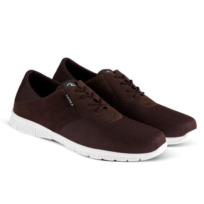 Sepatu Sneakers Pria Varka V 034 Sepatu Kets Dan Kasual Sepatu Santai - Blanja.com