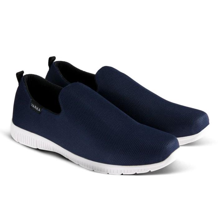 Sepatu Sneakers Pria Varka V 027 Sepatu Kets Kasual Pria Sepatu Santai - Blanja.com