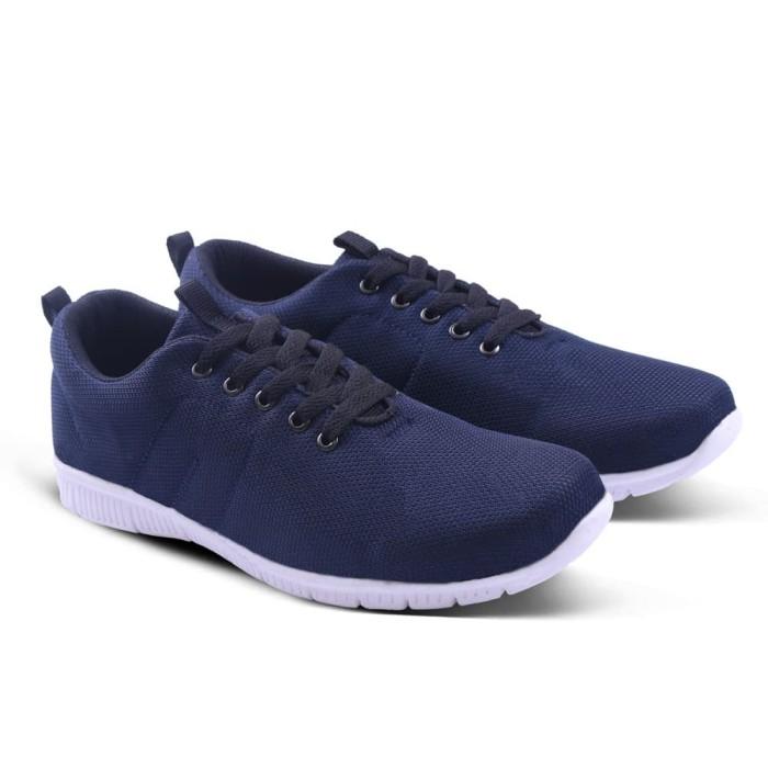 Sepatu Sneakers Pria Varka V 043 Sepatu Kets Kasual Pria Sepatu Santai - Blanja.com